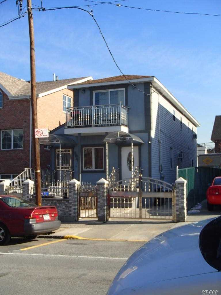 Lovely Apartment For Rent In East Elmhurst Features Living Room/ Dining Room Combo, Eat In kitchen, 2 Bedrooms & 2 Full Bathrooms. Hardwood Flooring Throughout. Ample Street Parking. Close To All Shops And Transportation