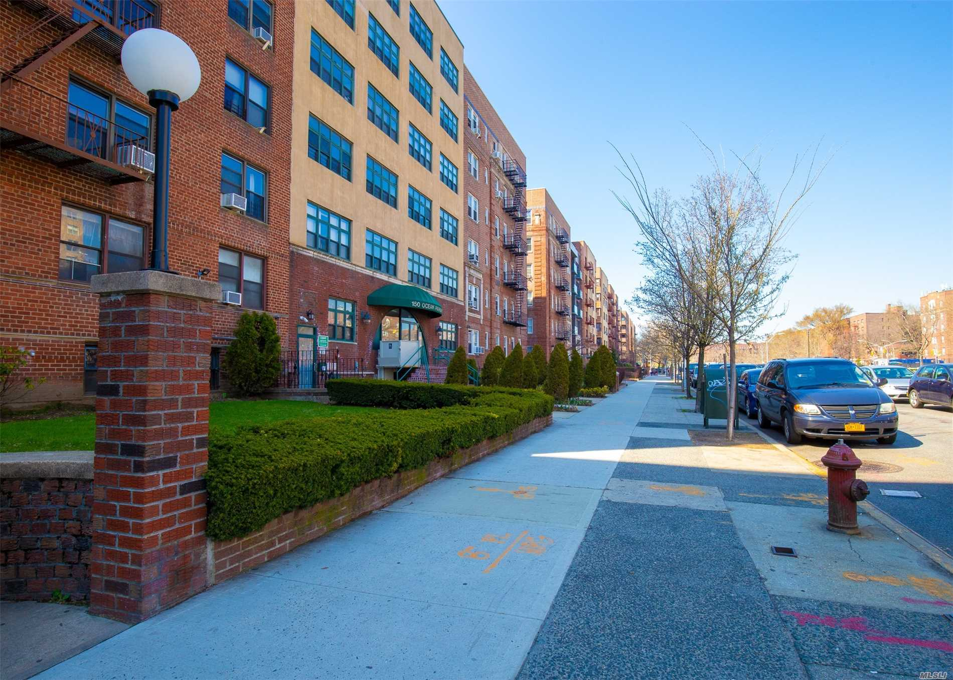 Outstanding diamond 1 Bdrm Co-Op with Hard wood Flrs stone kit flrs entire house was updated 3 years ago. Close to all. F & G Train 2 blocks away B-16 Caton Ave and B6 & 7 Church st buses near by. Park slope and Coney Island the best of both worlds.