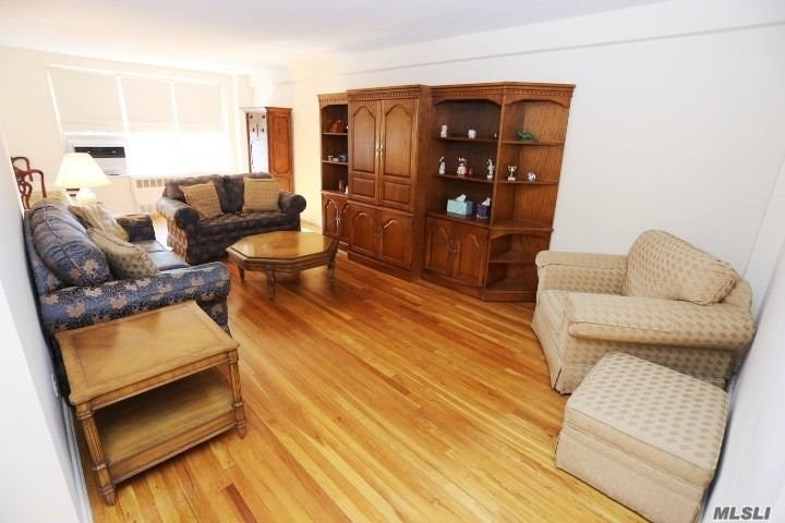 Large 1 Bed 1 Bath Apartment With Plenty Of Closets. Walk To Bay Terrace Shopping Center, Library, Bay Terrace Pool Club (Not Part Of Coop), Elementary/Middle School, Express Bus, Bus To Flushing & LiRR. Maintenance Listed Includes 2 Air Conditioners, Dishwasher, Taxes, Gas & Electric. Buyer Will Get A Parking Space For $20/Month.
