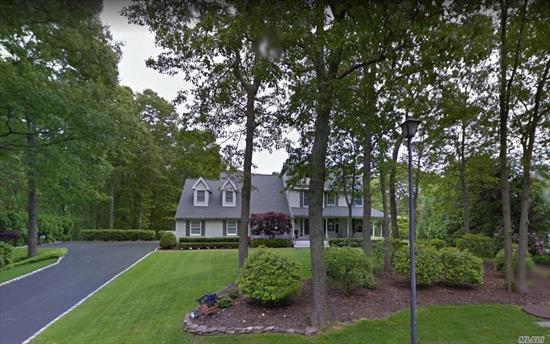 Once in a while a house so lovely comes on the market, it takes your breath away. Perfectly nestled on 1.16 acres in an established subdivision, you'll be in awe from the moment you step onto the wrap around front porch. Elegant open floor plan with exquisite details- wood floors, moldings, stone faced fireplace, gourmet kitchen, Master Suite w luxurious bath & sitting rm, ample bedroom space w walk-in closets. Private park like grounds with IG pool, stone patio and mature landscape.