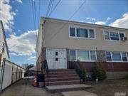 NEW PRICE!! Beautiful, Well Maintained Two Family Semi-detached Brick/Sided Home on 30 x 100 Lot with Private Driveway. Great location in the heart of Old Howard Beach. Offering Two Six Room Apartments each with 3 Bedrooms, 1 Bath, LR, FDR, Eat-in-Kitchen. Spacious Rooms, Renovated Kitchens and Baths, Hardwood Floors, New Windows and Storm Doors, Finished Basement with New Gas Boiler and HW Heater, Big Attic for Storage. Beautiful Backyard, New Brick Pointing, New Stoop/Railings, Near All.
