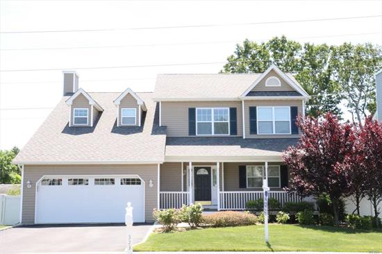 Seize this rare opportunity to live in Fairway Estates! Fall in love with this spacious newer colonial boasting an open floor plan on the main level including an eat in kitchen with breakfast area, formal dining room, 1/2 bath, and a living room complete with a cozy gas burning fireplace! 2nd floor features a sun filled master suite with 2 walk in closets, 3 spacious bedrooms, main bath. Bonus walkout basement. MUST see to appreciate! Tax grievance approved for 6.65% reduction in 2019/20!