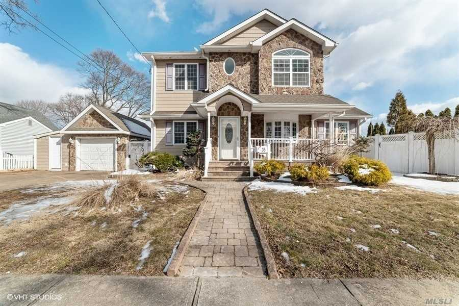 This is A Fannie Mae Property. Beautifully Renovated Colonial! Large Kitchen with Granite & Separate Dining Room. Custom Bathrooms, Perfect Attention to Detail. This house is One Of A Kind, Must See To Appreciate. Close to Shopping, Transportation and Major Roadways.