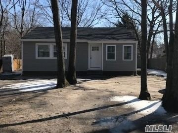 Cute and Cozy ranch completely updated and new both inside and outside. Utilities are not included!!! Close to all!!