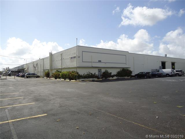 Great Investment, Or Final User .Fully Rented Only Two Tenants. One Unit 60000 Sq Ft For The Last 30 Years A National Company, The Other Tenant 40000 Sq Ft For The Last 6 Years.<Br />Leases Ends, October/November 2019, Both Wants To Sign New Leases Buyer Have The Option .Train Tracks On The Side.Located Central Miami 5' I95 And 79 St.<Br />Owner Direct Finance 50%.<Br />Property In Good Conditions. Zoning Semi Industrial, Fenced, Big Parking Area For Big Trucks And Loading .