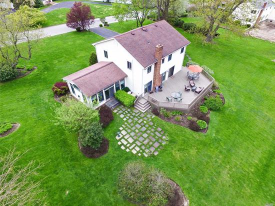 Nestled In The Heart Of Long Islands Historic Gold Coast.This Lovely Sun Drenched Center Hall Colonial Set On Shy 1 Acre On Quiet Cul De Sac With Winter Water Views Of Dosoris Pond. This 4 Bedroom 2.5 Bath Home Is In Immaculate Condition Inside And Out. Enjoy All Glen Cove Has To Offer With Nearby Glen Cove Beaches + Golf Courses.