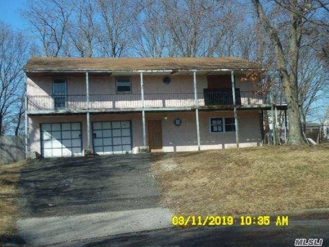 3 Bedroom, 2 Bath Multi-Level Property With Large Lot. Local To All. Great Opportunity For First Time Home Owner With Vision. Cul de sac location. Largest lot on the block.