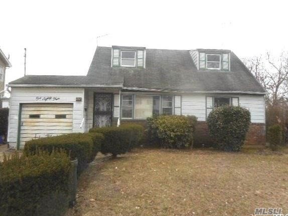 Single Family Cape, located near Parks, Schools, and shopping. This property Features 4 Bedrooms, 2 full Bathrooms, and a Full finshed basement with 1 bathroom.