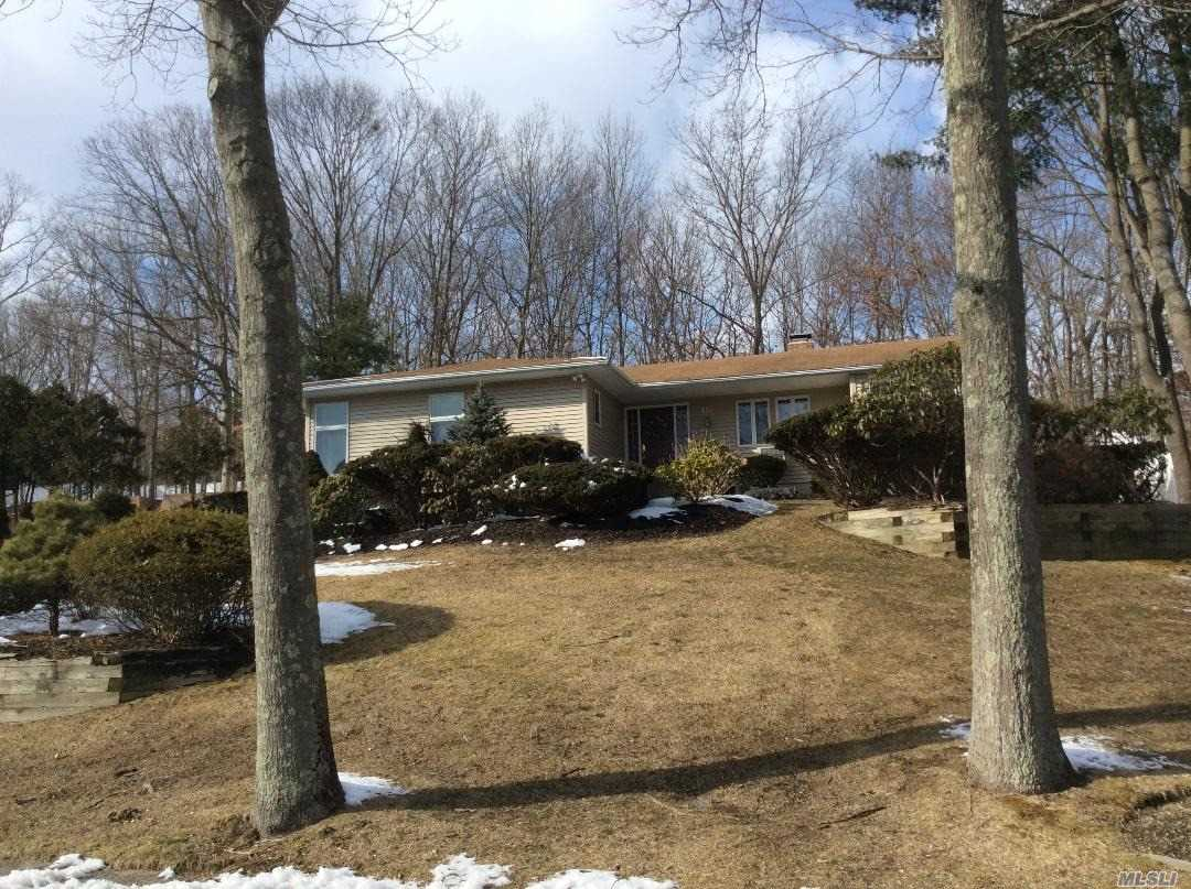 BEAUTIFUL PRIVATE WOODED SETTING DUEL BRICK WOOD BURNING FIRE PLACE CATHEDRAL CEILINGS OPEN PLAN NEW WINDOWS 3 BR 2 FULL BATHS BEAUTIFUL PVT PROPERTY