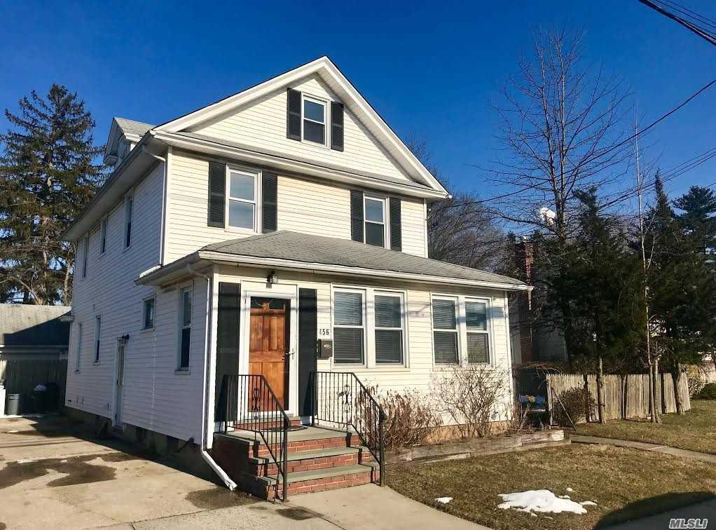 First Floor Apartment LR, DR, KIT, 2 BR 1 BA Use of Driveway and Yard, New Appliances, Freshly Painted Laundry in Basement for a Fee
