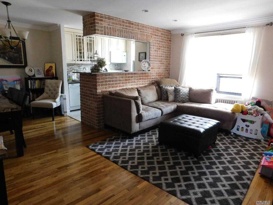Don't Miss Out On This Fully Renovated 1 Bedroom Coop Minutes From Shopping and The LIRR. Hardwood Floors Thru-Out, Dishwasher, And Washer/Dryer In The Unit. Pet Friendly and Subleasing Allowed. **Motivated Seller And Ready To Listen To All Offers**