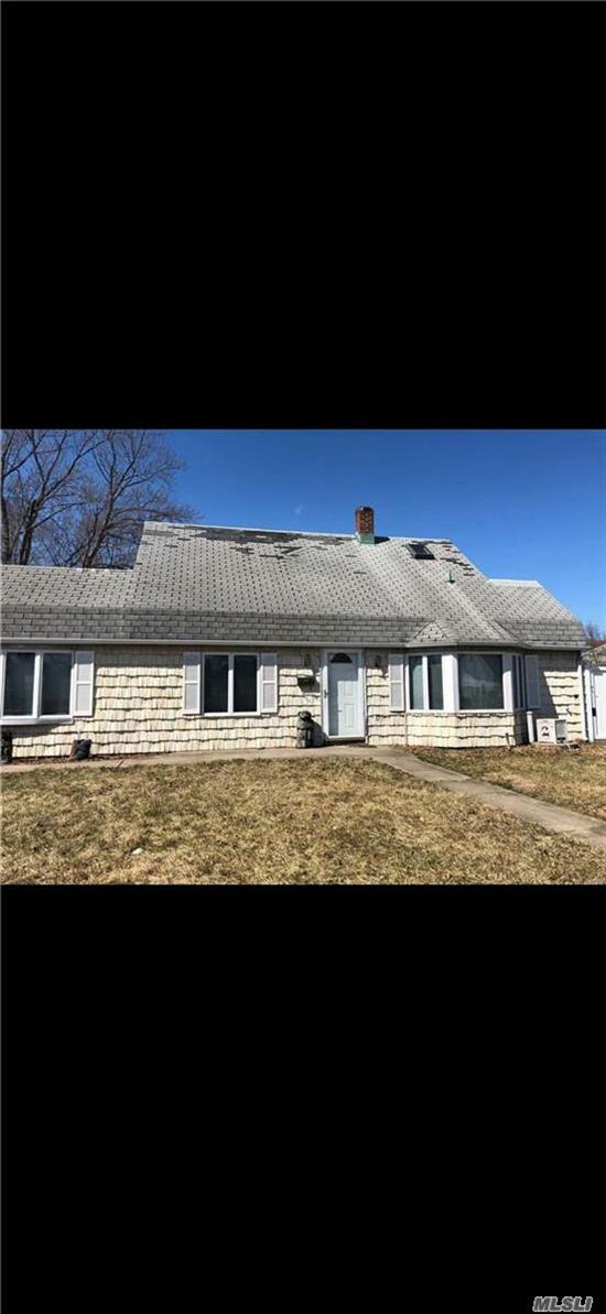 4 bed 2 bath expanded cape