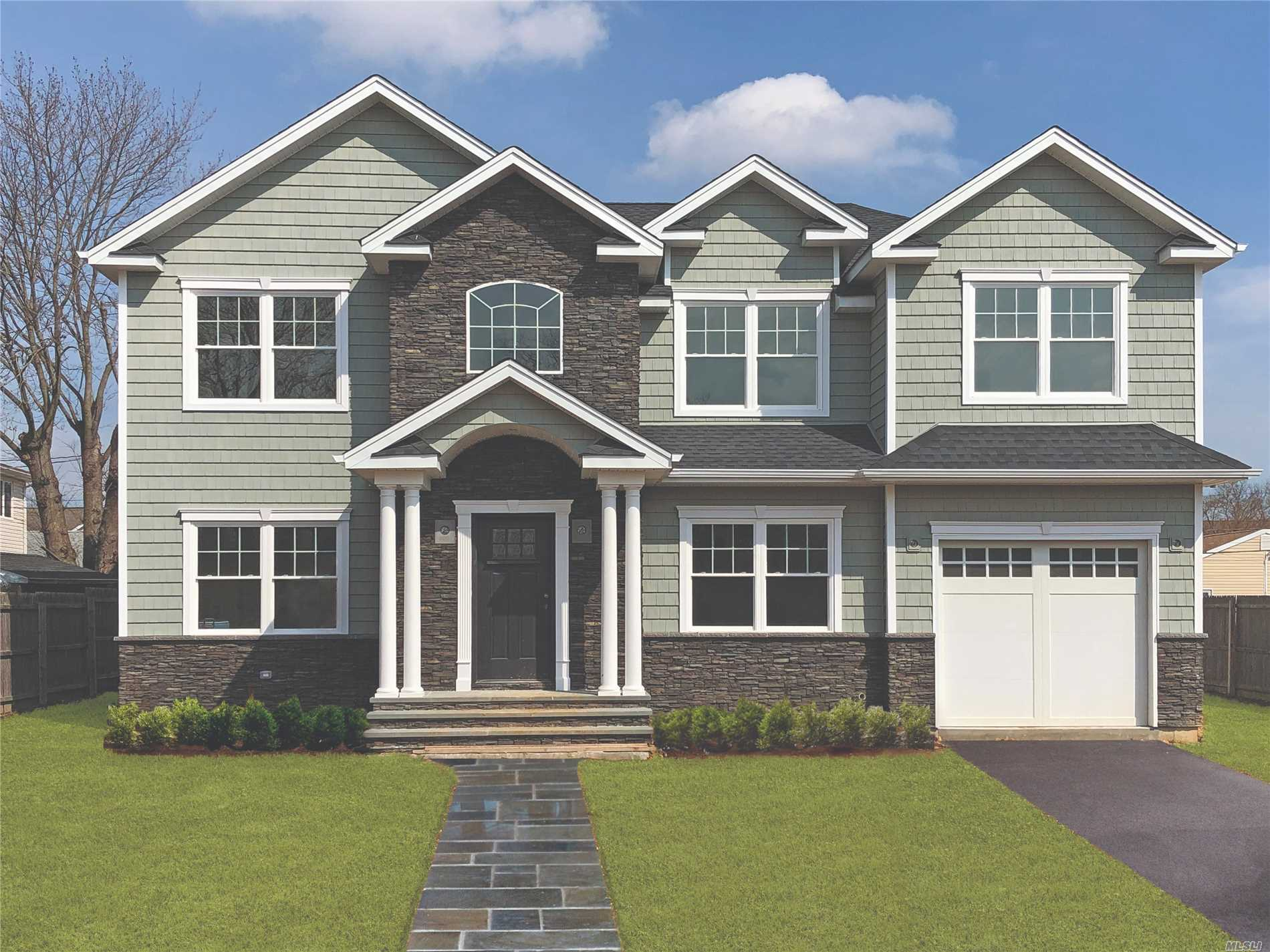 Stunning New Construction Home In Syosset Groves!Mid-Blk Center Hall Colonial W/5 Bdrms & 3 Fbths! Open Flow Flr Plan W/Dbl Hgt Foyer Leading To Lvrm, Fam Rm W/Fpl, Fdrm & Gourmet Eik W/Gas & Granite Island, Bdrm & Fbth.Magnificent Master Ste W/Lux Fbth & Lg Closet plus 3 Bdrms &Fbth. Exquisite Finishes & Superior Craftsmanship!South Groves Elem, Hbt Middle.Time To Customize!Pictures are Examples from other homes.