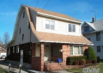 No pets. Large apartment w/storage in the basement & Hook up for washer/dryer. Tenant pays own heat & electric.