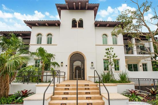 Be One Of The Fortunate Few To Live Next To The Iconic Biltmore Hotel, And Enjoy Landmark-Resort Living In This Boutique Condo Of 11 Units On The Golf Course, The Only Condo Of Its Kind In An Established Single-Family Neighborhood.This Penthouse Flat Offers Direct Golf Course Views, Private Elevator, 3 Balconies, & Large Covered Terrace W/Summer Kitchen. A Place Of Timeless Beauty; The Classic Architecture, In Keeping With Merrick'S Vision, Is Complemented By Contemporary Interiors, Italian Veneta Cucina Kitchens, Wolf/Sub Zero Appliances, Sleek European Doors, & Spa Master Bath. For A Quick Cool Down, Enjoy The Residents' Dipping Pool & Deck, Surrounded By Lush Landscaping And Tall Privacy Hedge. One-Year Free Membership To The Club At The Biltmore. Only A Few Units Left! Completion Q1 2020