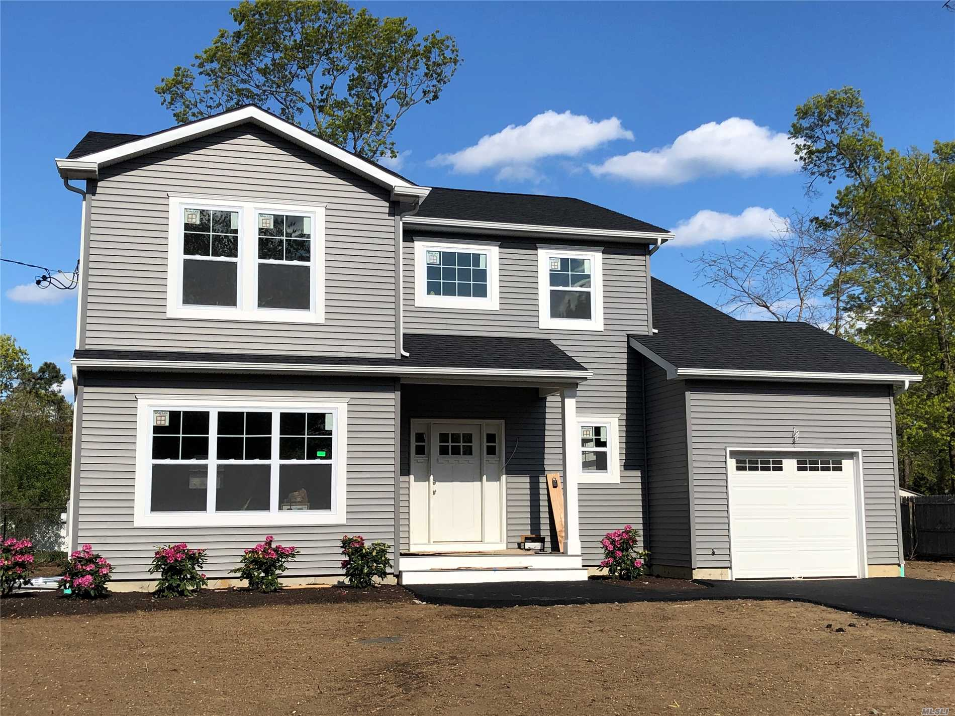 Construction Underway, Model Home Available