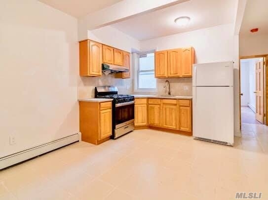 Astoria ***Brand New Renovation **1/2 block to Broadway **Walk 2 blocks to M/R Train 46 Street stop & 5 blocks to Steinway M/R Station **2br with eat in kitchen **tenant pays own utilities **1st floor and 2nd floor available