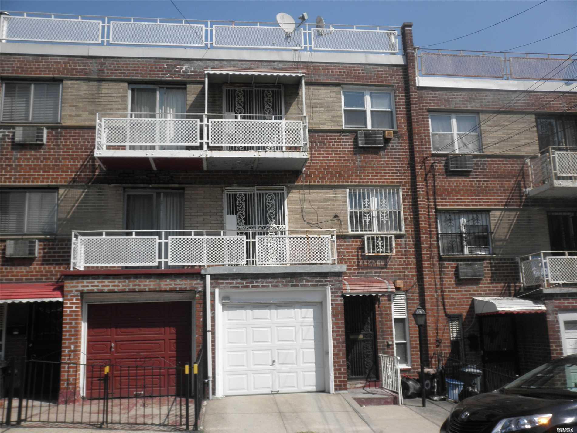 All Brick Legal 2 Family With Great Investment Opportunity, Whole House Can Be Vacant At Closing !! R5 Zoning, Best Elmhurst Location, Conveniently Located Minutes From #7 Train Station, Walk To Queens Blvd & Roosevelt Ave.