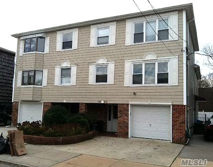 Upper Duplex Three Spacious Bedrooms, Washer & Dryer, Central Air.Master Br W/Walk In Closet, 2Brs, 2Full Bath, Living Room, Formal Dining Room, Pet Friendly. 2 cars parking on single driveway included.