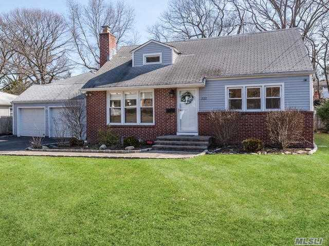 A Prime Village Location Is This Beautiful Home with Many Updates And A Great Room Extension. Brand New Quartz Countertops, Freshly Painted, Extented Den Or Can Be 1st Floor Master With 4 Additional Bedrooms. Gas Heat and Cooking,  Upgraded Electric,  French Drains, 2 Car Garage, New Pavers in Front Walkway/Steps and Back Patio. Village Living At It's Best! Convenient To Town, Shopping and Schools.