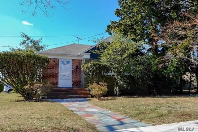 Lovely brick ranch on 65x100 property, Large living room, formal dining room, eat in kitchen, oversized master bedroom, Full and Finished Basement with cedar closets, newly installed CAC, New gas boiler, updated windows. New Cement sidewalk, Walk to shopping, school and transportation.