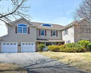 Move Right Into This Spacious 7 Bedroom Colonial Located In The Estates. First floor boasts: Master Bdrm/Bath, 2 Add Bdrms, Full Bath, Lr, Dining Rm/Kit Combo, Family Room, 2nd level: 2nd Master Suite /Vaulted Ceiling and Full Bath, 3 Additional Bdrms, 1 Additional Full Bath and Laundry.2nd floor and basement have laundry Conveniently located to transportation and shopping.