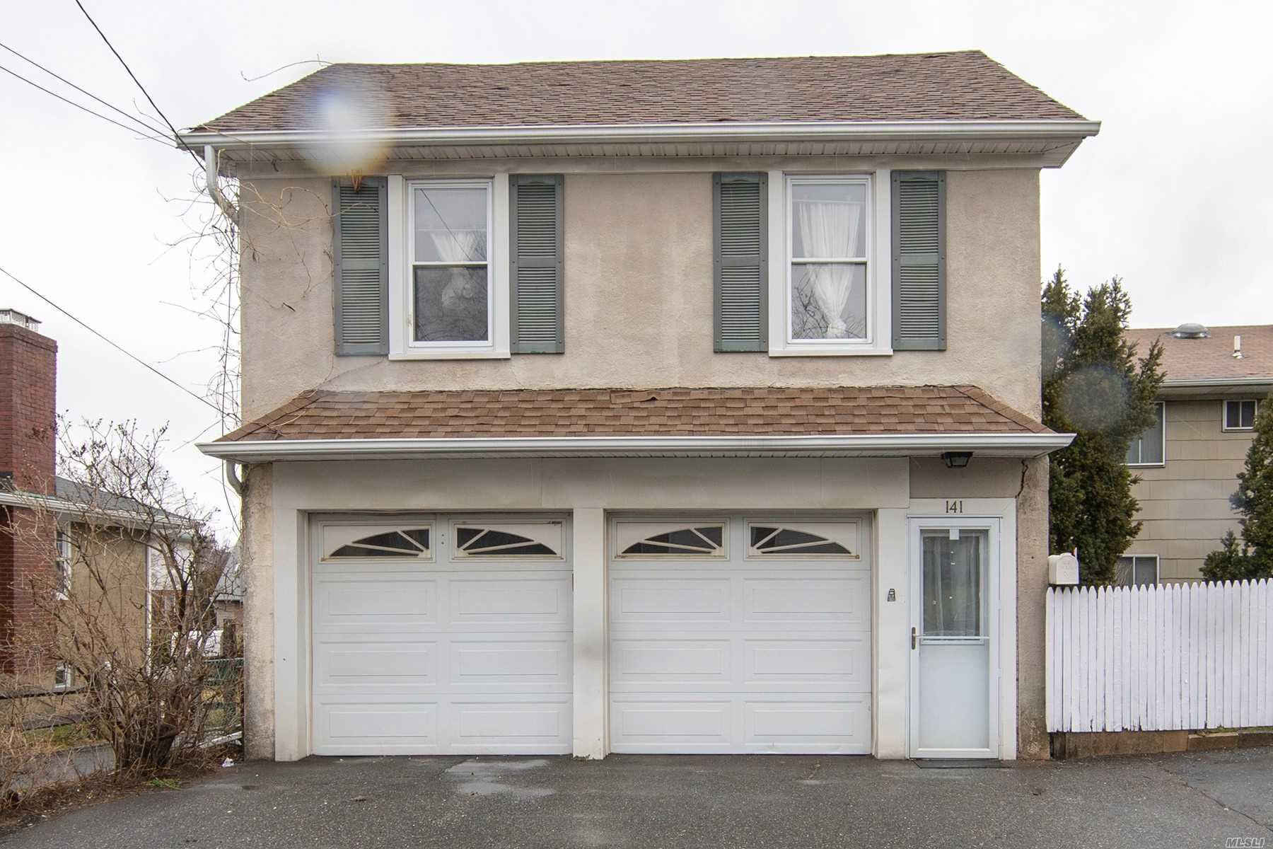 Credit Check required; tenant pays oil & electric; stackable washer & dryer is included; use of 2-car garage.