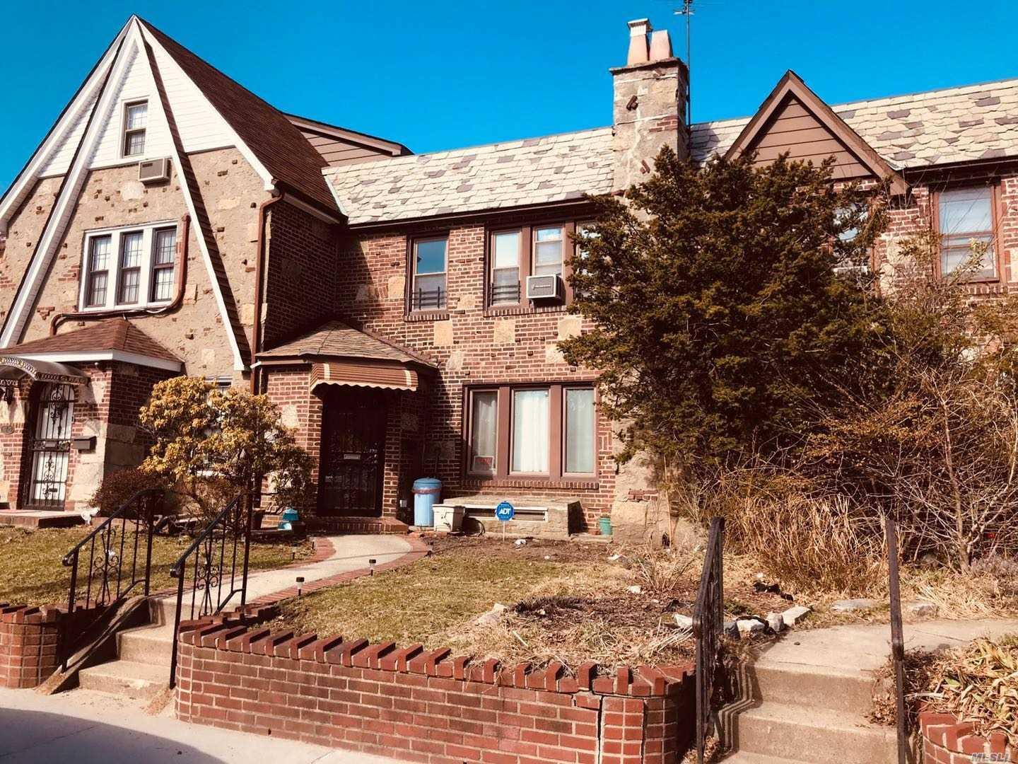 Lovely Charming, Covenience Tudor Located In Excellent Location. Blocks Away From Queens Blvd. Renovated Eat-In Kitchen And Baths. Formal Dining Room With Woodfire Place. Steps Away From Transportation And Shopping. Great School District And Closed To All.
