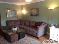 Don't miss this gorgeous fully furnished rental. Studio apartment with queen size alcove, newer kitchen and bath. Large living room & dining room with hardwood floors. Kitchen has a breakfast bar. Laundry on each floor. Convenient Location. Close to village and LIRR. Tenant must go before board.