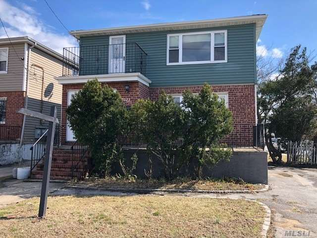legal 2 family house 3 bed over 3 bed finished basement close to all !