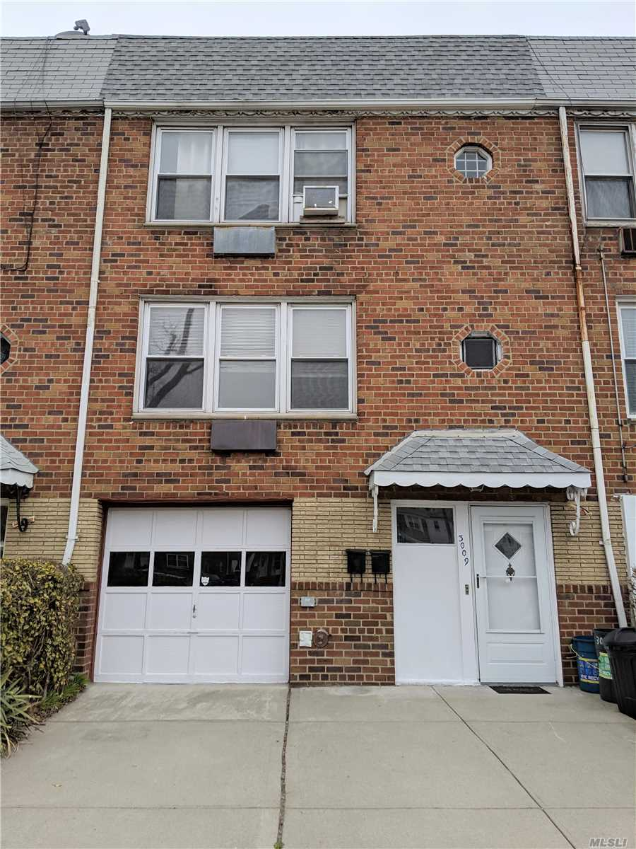 Well maintained 2-family house with walk-in apartment in the desirable Flushing area. Many shops and restaurants nearby. Convenient transportation - few steps from bus stops Q28, Q31 and Q76. School District #26. Zoning R5B! Priced to sell!