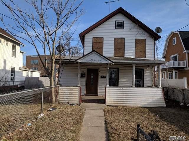 Legal Two Family Home, Centrally Located To All Needed & Wanted Amenities. A Great Handyman Special & Investment Opportunity For The Right Buyer!