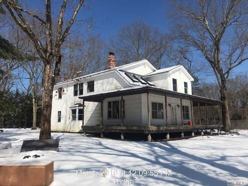 2 Story Home that features 2 bedrooms and 1 fullbath, living room, dining room, kitchen.