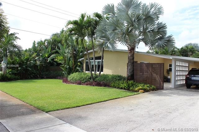 Impeccable, Beautifully Landscaped Home In Riverland Village. Open Concept Living With Vaulted, Insulated Ceilings Throughout, Stainless Steel Appliances, Granite Counter Tops, Solid Wood Cabinets. High Impact Windows & Slider Doors. New A/C In 2017. Attached Carport. Laundry/Utility Room. Large Screened In Patio With Bar & Beverage Fridge. Energy Efficient Led Lighting, Tankless Water Heater. Complete Underground Irrigation System With New Pump In 2018. Storage Shed/Workroom Plus Garden Shed For Plenty Of Storage. Completely Move-In Ready Home With Every Detail Perfectly Thought Out. Great Location Near Downtown/Las Olas, Airport And All Major Highways. Boater Community With Public Boat Ramp. Back Your Bags And Move Into Your Owe Private Oasis.