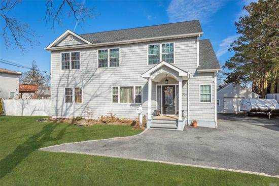 Pride of Ownership Exudes From This Truly Move-In Fully Renovated 2 Family Home With Too Many Upgrades To List. Step Inside To An Immaculate 2 Lg Bedrooms w/ Full Bath On The 1st Floor and 2 Lg Bedrooms With Full Bath On The 2nd Floor w/ Conversion to 3 Bedroom Possible. Truly Remarkable Is The Finished Attic Hosts a Bedroom With Beautiful Workmanship Finishes. Both EIK's Are Furnished w/ Granite & SS And Separate Decks. The Home Has An Above Ground Pool, Detached Garage w/ Full Bath & 2 Shed