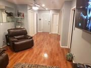 1BR Renovated Apt In The Heart Of Woodmere. Kitchen W/Granite Countertops, New Dishwasher, Gas Stove, Renovated Bathroom, High Hats, Spacious LR/DR, Wood Floors, Many Closets. Close To RR, Shopping & Houses Of Worship. Laundry Rm In Basement.