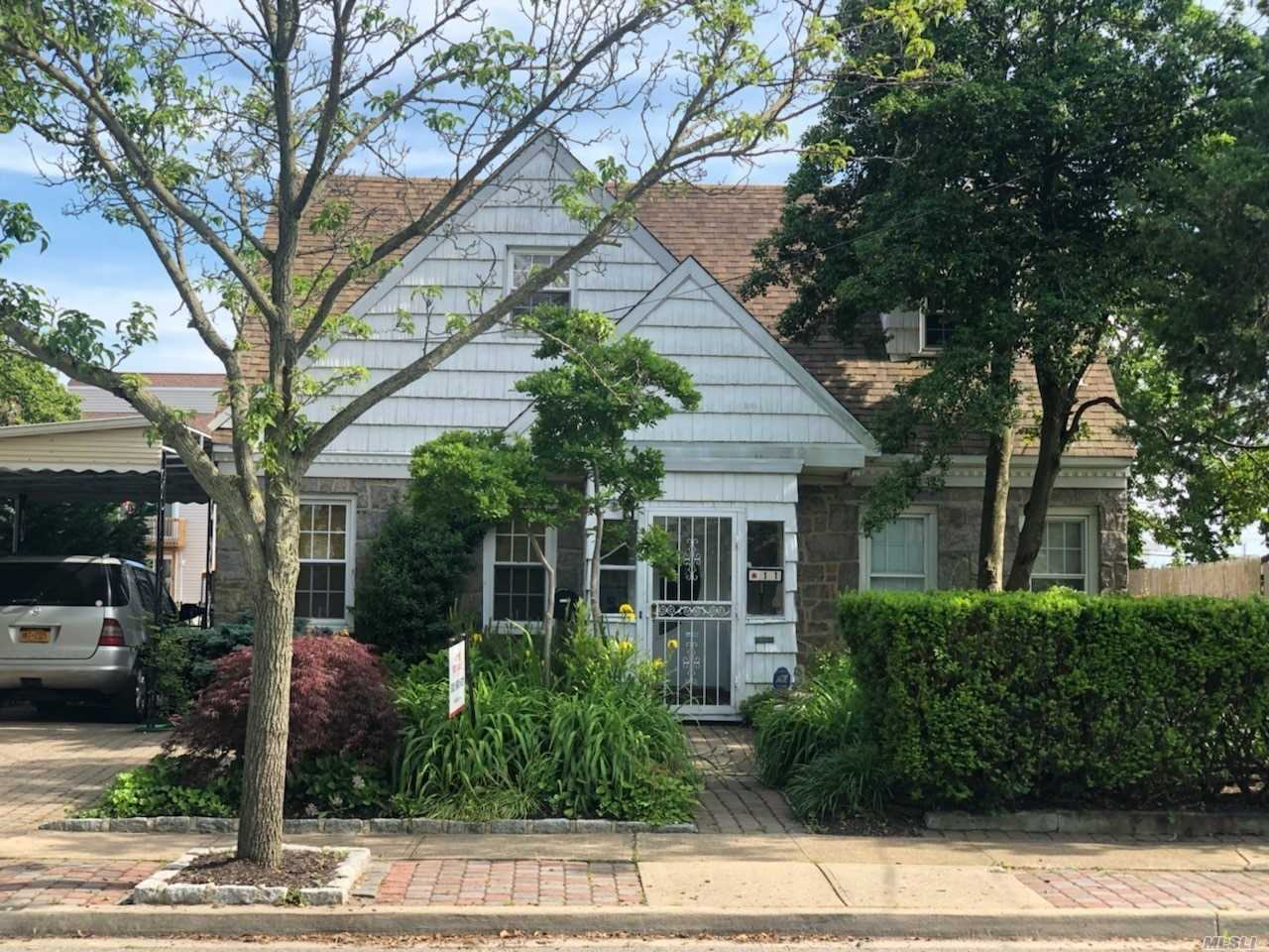Welcome to beautiful water front property on canal with floating dock. Completely renovated first floor boast living room, dining room, family room/heated sun room, gas fireplace, central air, radiant floor and 1.5 bath. Second floor has 3 bedrooms and 1 full bath.