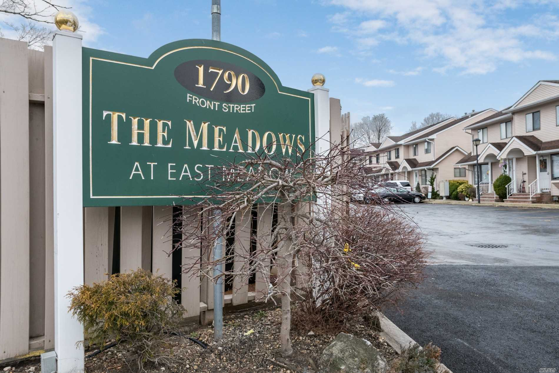 Beautiful 3 Floor Townhouse - Corner Unit. Large LR/DR, Sliders from LR to Deck. Spacious Master w/Full Mstr Bath. Finished Family Room in Basement, 2 Parking Spaces for the unit. Lots of Storage. A Must See!