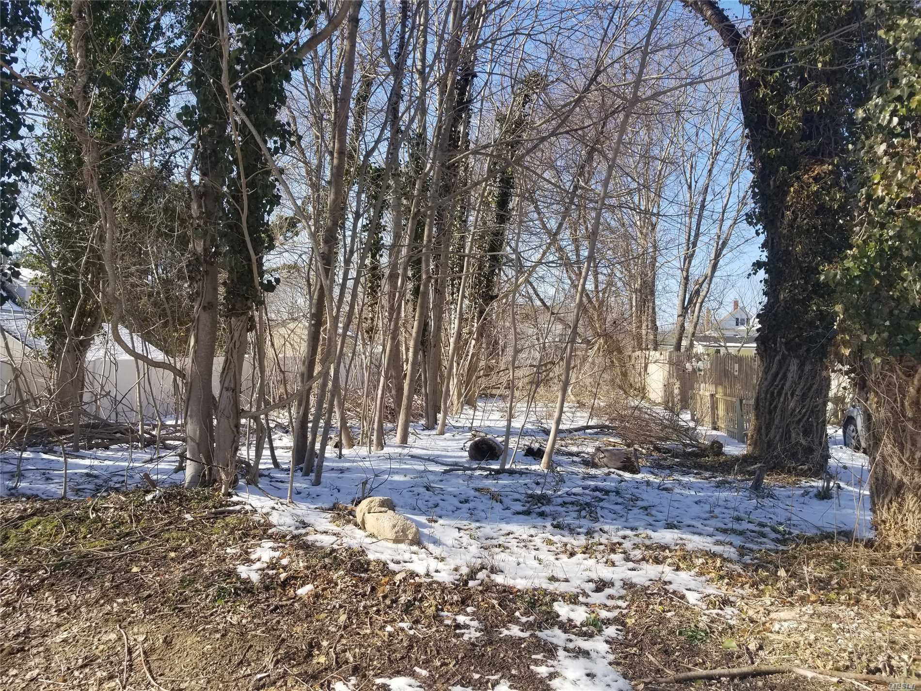 Lovely lightly wooded Greenport lot waiting for you to build your dream home or your weekend getaway. Greenport Utilities, Public Water And Sewers. Low taxes. Don't hesitate! Will not last!