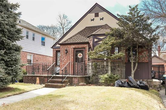 This 4 Bedroom, Tudor Cape is the perfect place to not only start but stay! The characters and pride in homeownership is self evident, Seize the opportunity to make this your forever home.