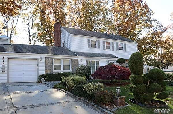 3 Bedroom Colonial In Searingtown, Herricks Schools, Lot Of Charm, Close To Shopping And Transportation
