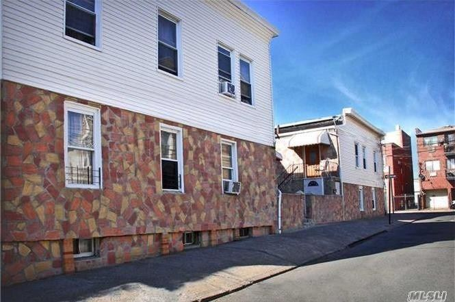 Two Buildings With Common Area On Corner Lot. (3) Two-Bedroom Apartments And (1) Three-Bedroom Railroad Apartment. Full Basement Under South Building. Recent Renovations Include New Kitchens, Flooring, Bathrooms, Electrical Breakers, And Fixtures.total 5 electic meters and 4 gas meters, great income for investment, landlord collecting $7, 250.00 rent.