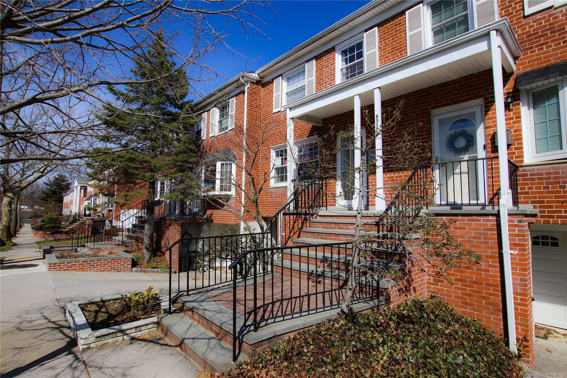 Solid Brick Triplex With New Roof, Private Pool Club, Playground, Private yard with attached garage. School District #26, 2 blocks from Bus to Flushing and Express Bus to Manhattan, 5 min drive to Douglaston LIRR station. Fairway Supermarket and movie theater nearby.