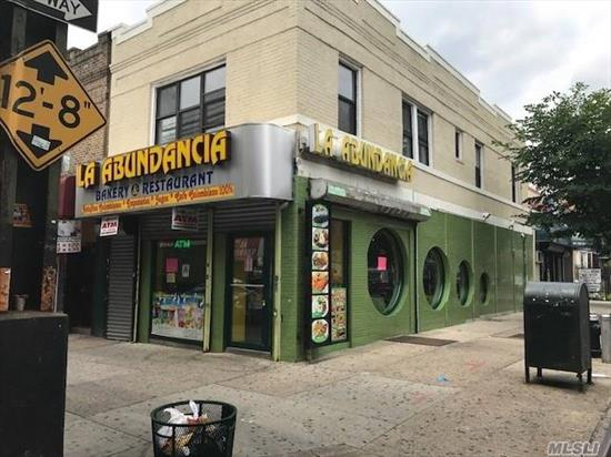 Location! Location! Location! Fully Renovated Corner Building! Good Investment Property In A Great Location. Good Income With Cap Rate 5%. Must See...........