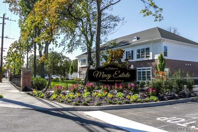 55+ Luxury Living for Senior Citizens. All SS Appliances, Granite, Large Windows, Walk in Closets, Laundry Room in Every Unit.