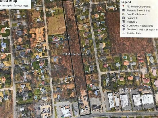 *** LOCATION *** Just Shy of 5 Acres Zoned Mixed Use - WSI Zoning. Located In The Heart Of The Dealership Area. Perfect Location With Lots Of Traffic. Seller Is Currently Running An Automotive Repair Shop On Property. Won't Last - Bring Offers....