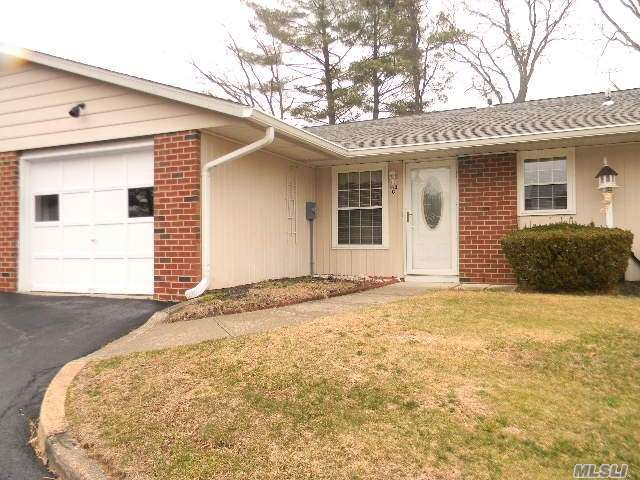 one of the largest Leisure Village Models, the Winfield, LR, DR, heated front porch or den, 2 BR's, 2 full baths, EIK, 1 car garage Community, offers a Clubhouse, golf , swimming, tennis, transportation and many more amenities The house is in beautiful condition! hot water heater is 2 yrs old