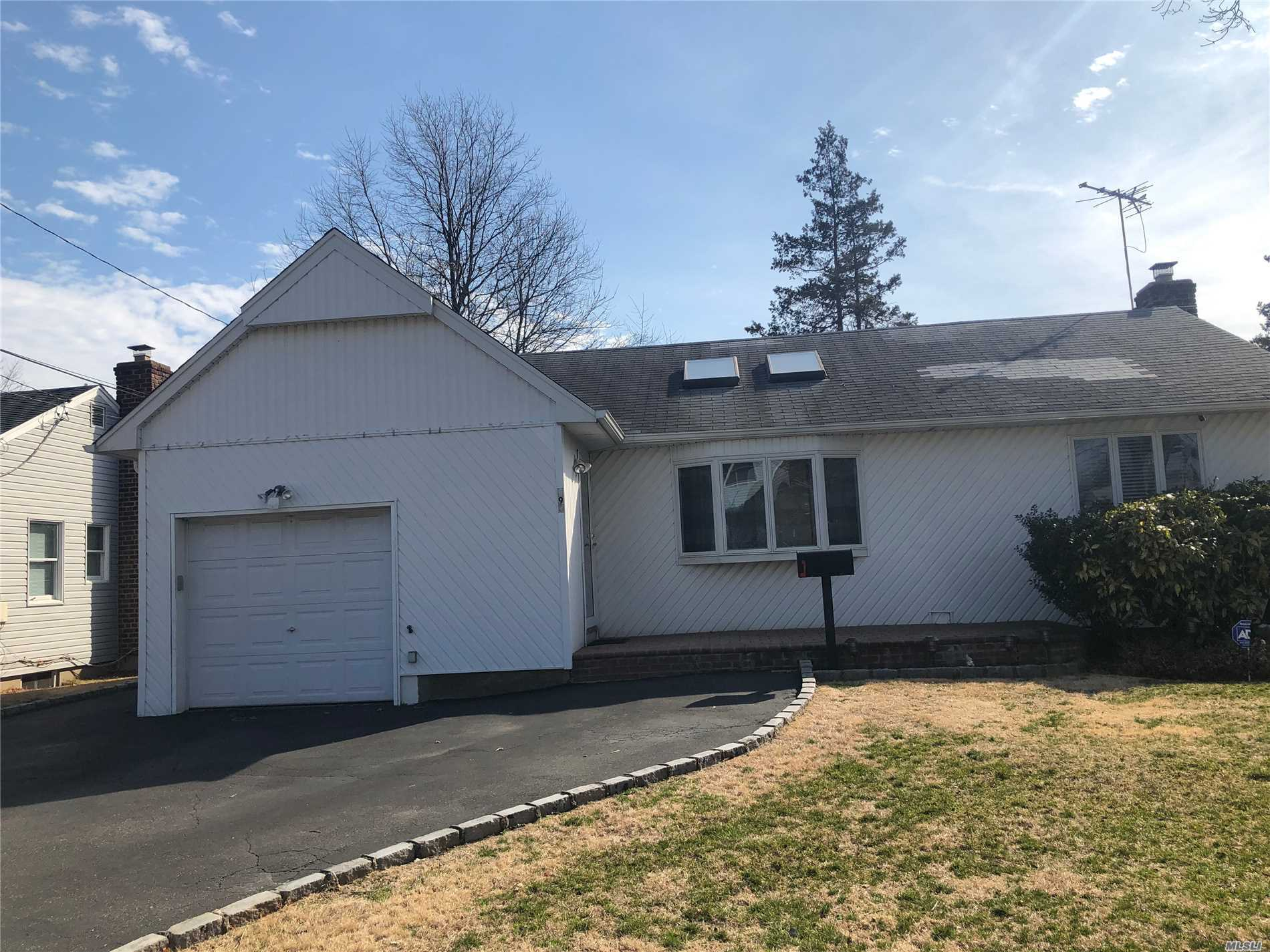 Excellent Ranch Home Featuring LV, FDR, Updated KIT with Granite Countertop, Stainless Appliances, Hardwood Floors, Updated Bath, CAC, Fireplace, 3Bdr, Finished Bsmt W/OSE, Conveniently Located to All Shopping Area and Highway.