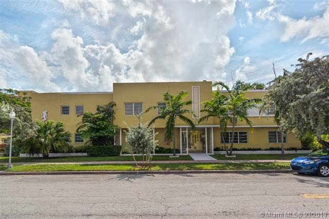 Lowest Priced: Co-Op 1/1 Garden Apartment In Coral Gables. Freshly Painted, Move-In Ready, Awaits Your Touch For Updates. On Site Private Pool, Parking, Central Ac And Hurricane Shutters. Quiet Charming Building With All Owners-Residents, No Rentals Allowed/No Corporarte Ownership.<Br />The Perfect Location: Walk To Publix, Phillips Park And Ponce De Leon To Catch The Free Gables Trolley!<Br /><Br />Do Not Miss This Opportunity To Live/Own In The Gables...