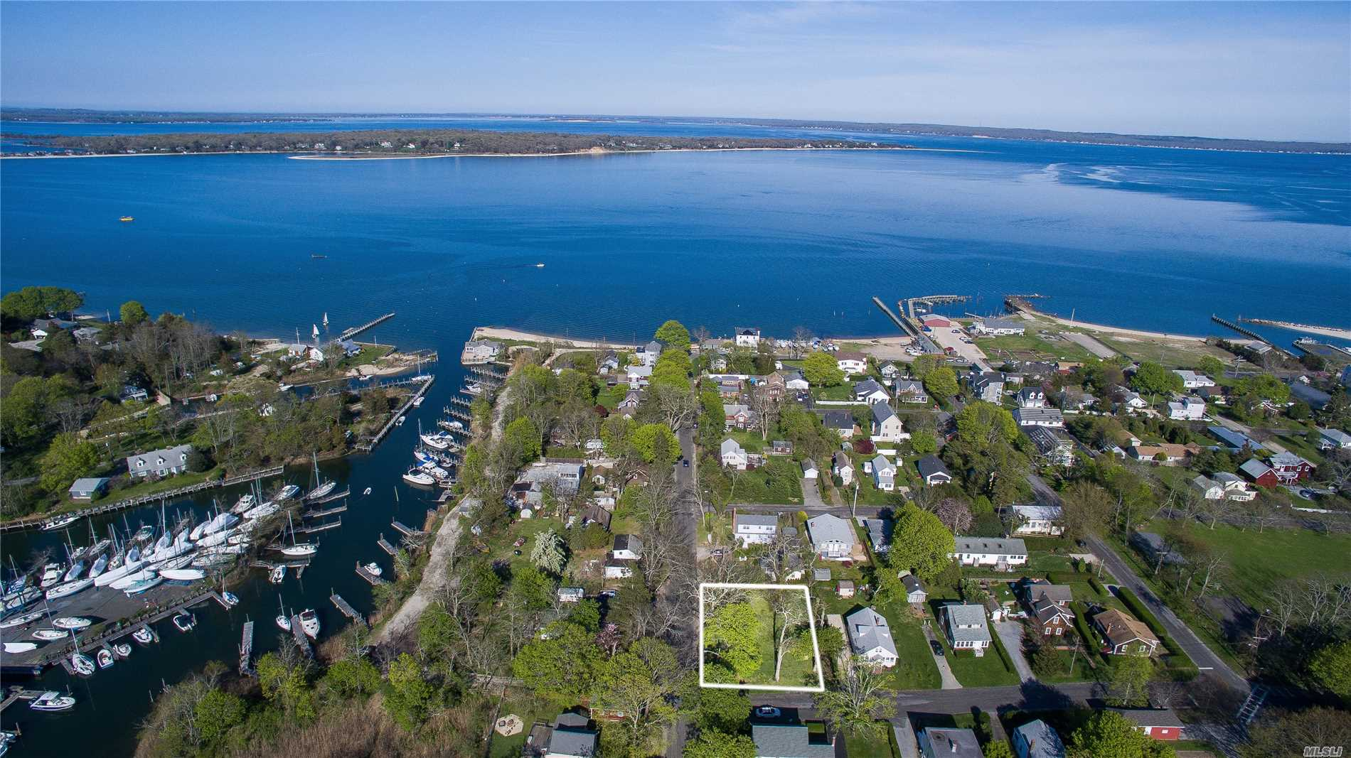Build Your Dream Cottage In New Suffolk's Seaside Community. Enjoy Small Town Quaintness In This Picturesque Quintessential Location. A Short Distance To Beautiful White Sandy Beach With Boat Launching Ramp And Ample Parking Facilities. Close To Vineyards, Restaurants, And Farm Stands.